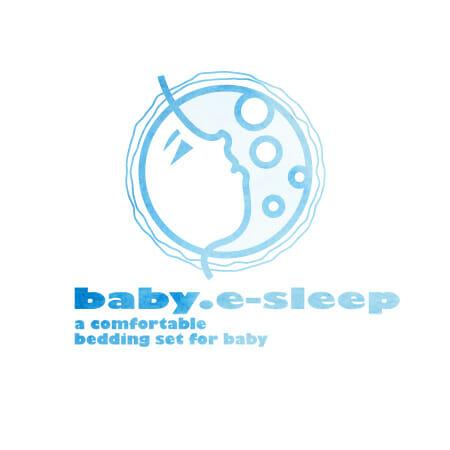 ベビー寝具・ロゴ制作