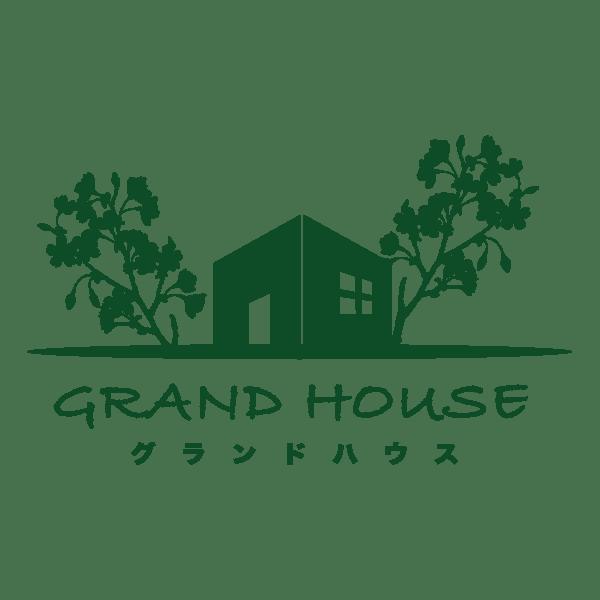 住宅設計建築・グランドハウス彦根・ロゴ制作